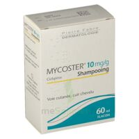 MYCOSTER 10 mg/g, shampooing à TOUCY