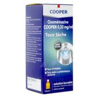 OXOMEMAZINE H3 SANTE 0,33 mg/ml SANS SUCRE, solution buvable édulcorée à l'acésulfame potassique à TOUCY