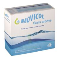 MOVICOL SANS AROME, poudre pour solution buvable en sachet à TOUCY