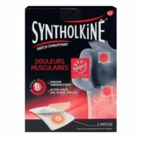 SYNTHOLKINE PATCH PETIT FORMAT, bt 2 à TOUCY