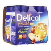 DELICAL BOISSON FRUITEE Nutriment pomme 4Bouteilles/200ml à TOUCY