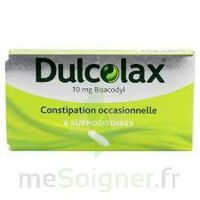 DULCOLAX 10 mg, suppositoire à TOUCY
