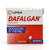DAFALGAN 500 mg Gélules 2plq/8 (16) à TOUCY