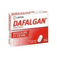 DAFALGAN 1000 mg Comprimés pelliculés Plq/8 à TOUCY