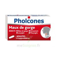 Pholcones Bismuth Adultes, Suppositoire à TOUCY