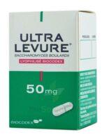 Ultra-levure 50 Mg Gélules Fl/50 à TOUCY