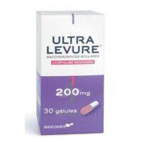 Ultra-levure 200 Mg Gélules Fl/30 à TOUCY
