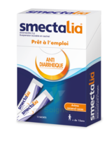 SMECTALIA 3 g Suspension buvable en sachet 12Sach/10g à TOUCY