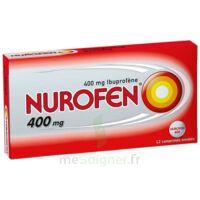 NUROFEN 400 mg Comprimés enrobés Plq/12 à TOUCY