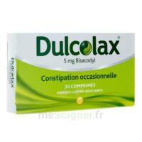 Dulcolax 5 Mg Comprimés Enrobés Gastro-résistants Plq/30 à TOUCY