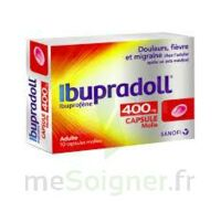 Ibupradoll 400 Mg Caps Molle Plq/10 à TOUCY