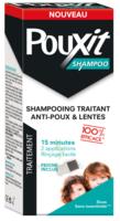 Pouxit Shampooing antipoux 200ml+peigne à TOUCY