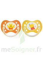 Dodie Disney Sucettes Silicone 0-6 Mois Winnie Duo à TOUCY