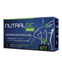 Nutralgic Muscle Comprimés Décontractant Musculaire B/14 à TOUCY