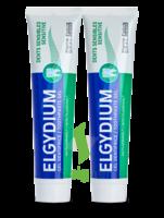 Elgydium Dents Sensibles Gel dentifrice 2 T/75ml à TOUCY