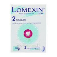 LOMEXIN 600 mg Caps molle vaginale Plq/2 à TOUCY