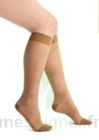 Thuasne Venoflex Secret 2 Chaussette femme beige doré T3N à TOUCY