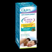 Quies Bi-Pack 2 Sprays buccal et nasale anti-ronflement à TOUCY