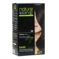 Nature & Soin Kit coloration 3N châtain foncé à TOUCY