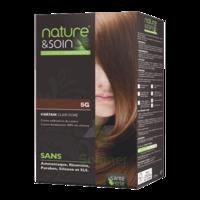 Nature & Soin Kit coloration 5G châtain clair doré à TOUCY