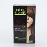 Nature & Soin Kit coloration 7G blond doré à TOUCY