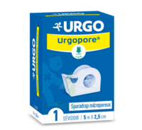 Urgopore Géant Sparadrap 2,5cmx9,14m Dévidoir à TOUCY
