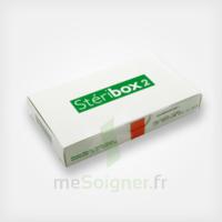Stéribox Kit prévention et hygiène pour les toxicomanes avec seringues 100UI/ml à TOUCY