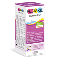 Pédiakid Immuno-Fort Sirop myrtille 125ml à TOUCY