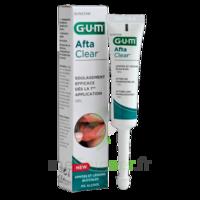 Gum Aftaclear Gel Aphtes Lésions Buccales 10ml à TOUCY