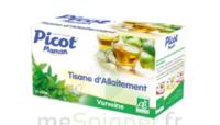Picot Maman Tisane D'allaitement Verveine 20 Sachets à TOUCY