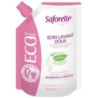 Saforelle Solution soin lavant doux Eco-recharge/400ml à TOUCY