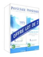Physiomer Solution nasale adulte enfant 2*Sprays/135ml à TOUCY