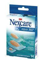 Nexcare Aqua 360° Pansements 3 tailles B/14 à TOUCY
