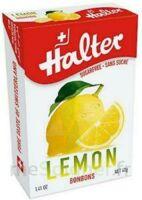 Halter sans sucre Bonbon citron B/40g à TOUCY