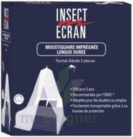 Insect Ecran Moustiquaire imprégnée 2 places Adulte à TOUCY