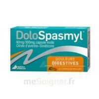 DOLOSPASMYL 60 mg/300 mg Caps molle Plq PVC/alu/20 à TOUCY