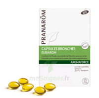Aromaforce Caps Bronches Bio B/30 à TOUCY