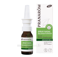 Aromaforce Solution nasale dégage le nez 15ml à TOUCY