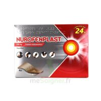 NUROFENPLAST 200 mg Emplâtre médic 4Sach à TOUCY