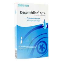 Desomedine 0,1 % Collyre Sol 10fl/0,6ml à TOUCY