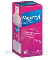 Mercryl Solution Pour Application Cutanée Moussante Blanc Fl/300ml à TOUCY