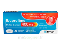Ibuprofene Mylan Conseil 400mg, Comprimés Pelliculés à TOUCY