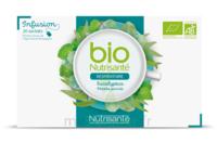 Nutrisanté Infusions Bio Respiratoire 20 Sachets à TOUCY