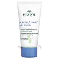 Crème Fraiche® De Beauté - Masque Hydratant 48h Et Anti-pollution50ml à TOUCY