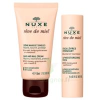Rêve De Miel Crème Mains Et Ongles + Stick Lèvres Hydratant à TOUCY