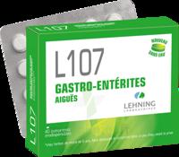 Lehning L107 Comprimés Orodispersibles 2plq Pvc/pvdc/alu/20 à TOUCY