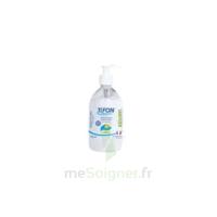 Tifon Gel Hydroalcoolique Antiseptique Fl Pompe/500ml à TOUCY