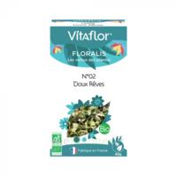 Vitaflor N°2 Doux Rêves Bio _ Floralis Plantes En Vrac Composées _ 40g à TOUCY
