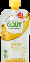 Good Goût Alimentation Infantile Banane Gourde/120g à TOUCY