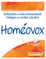 Boiron Homéovox Comprimés à TOUCY
